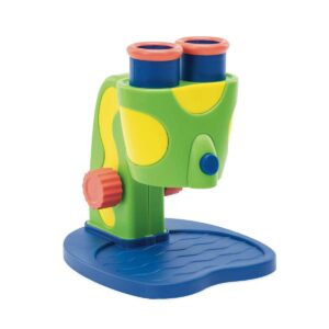 Моят първи микроскоп - Geosafari, син - Детски играчки - STEM Играчки