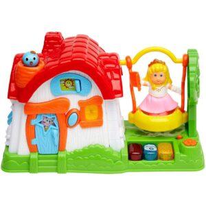 Музикална играчка - Къща на принцеса - Детски играчки - Музикални инструменти