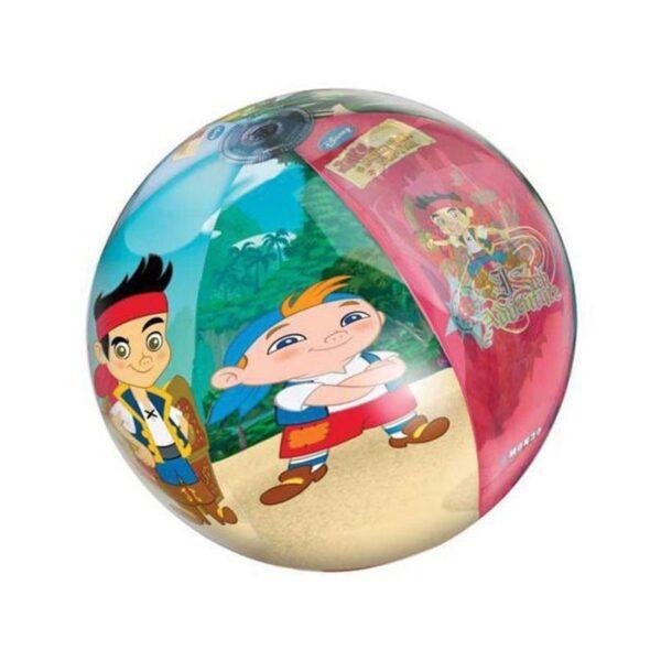 Надуваема плажна топка - 50 см. - Детски играчки - Играчки за пясък