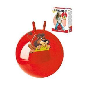 Надуваема топка за скачане, Джунгла - Детски играчки - Активност - топки за скачане