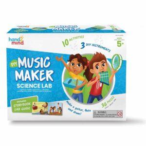 Направи си сам музикален инструмент - Детски играчки - STEM Играчки