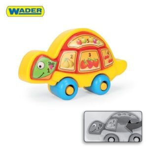 Образователна играчка за бебета - костенурка - Детски играчки - Бебешки играчки
