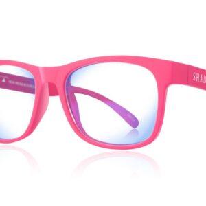 Очила за работа с компютър Shadez Blue Light за възрастни розови - Слънчеви очила