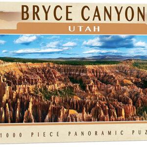 Панорамен пъзел Master Pieces от 1000 части - Брайс каньон, Юта - Пъзели