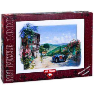 Пъзел Art Puzzle от 1000 части - Моята гордост, Питър Моц - Пъзели