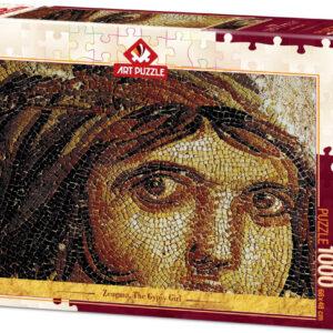 Пъзел Art Puzzle от 1000 части - Мозайка от Зеугма - Пъзели