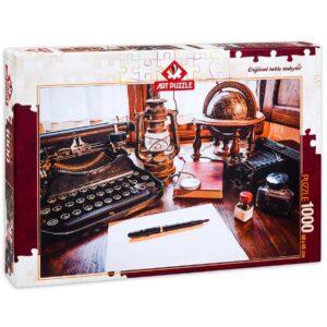 Пъзел Art Puzzle от 1000 части - Послание към миналото - Пъзели