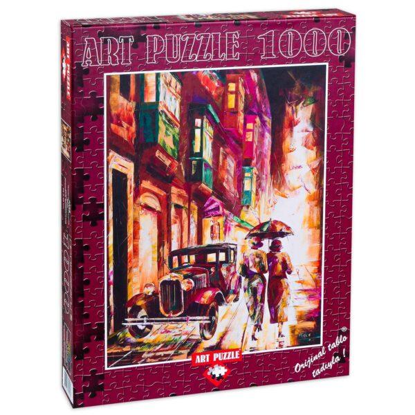 Пъзел Art Puzzle от 1000 части - Валета по здрач - Пъзели