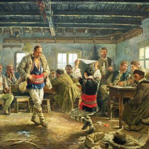 Пъзел Black Sea Puzzles от 1000 части - Ръченица, Иван Мърквичка - Пъзели