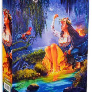 Пъзел Black Sea Puzzles от 1000 части - Самодива, Калоян Стоянов - Пъзели