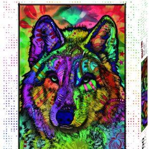 Пъзел Heye от 1000 части - Душата на вълка, Дийн Русо - Пъзели