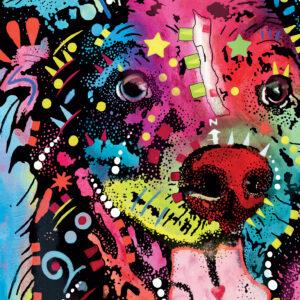Пъзел Master Pieces от 1000 части - Плезещо се куче - Пъзели