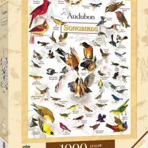 Пъзел Master Pieces от 1000 части - Птички - Пъзели
