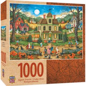 Пъзел Master Pieces от 1000 части - Щастливи 13, Бони Уайт - Пъзели