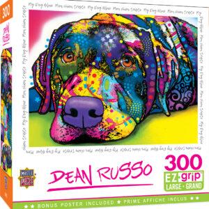 Пъзел Master Pieces от 300 XXL части - Очарователно кученце - Пъзели