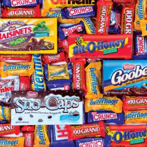 Пъзел Master Pieces от 500 части - Шоколадови изкушения - Пъзели