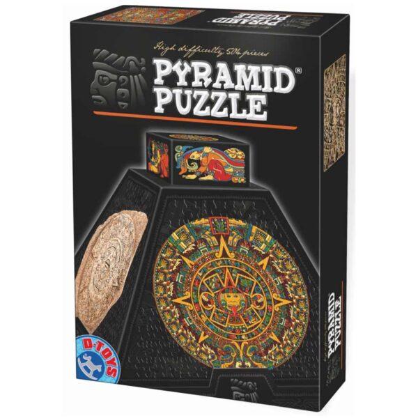 Пирамидален пъзел D-Toys от 504 части - Египет - Пъзели