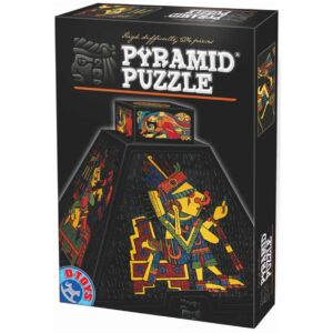 Пирамидален пъзел D-Toys от 504 части - Египет IV - Пъзели