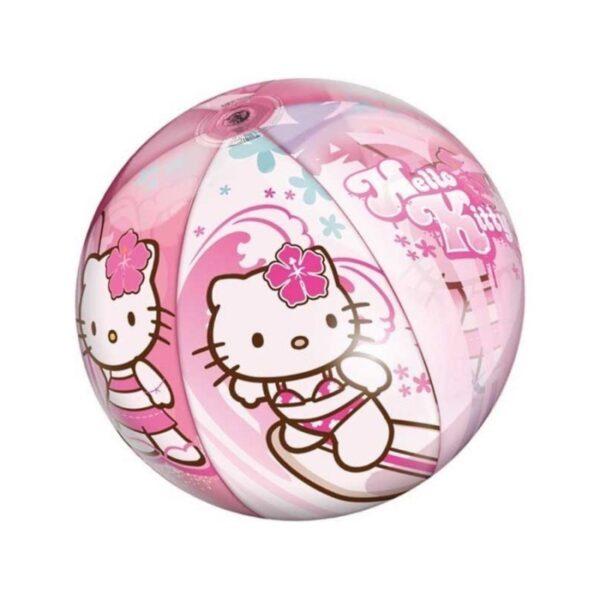 Плажна топка Hello Kitty - 50 см. - Детски играчки - Играчки за пясък - Hello Kitty