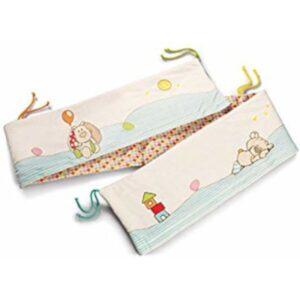 Плюшен обиколник за бебешко легло или кошара - Детски играчки - Плюшени играчки