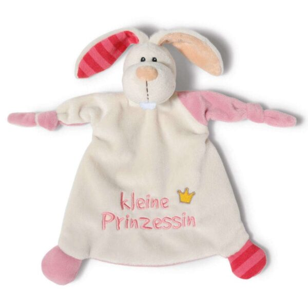 Плюшена дудунка Зайче - Детски играчки - Плюшени играчки