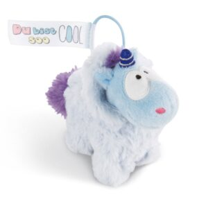 Плюшена играчка Еднорогът Snow Coldson - Висулка - Детски играчки - Плюшени играчки