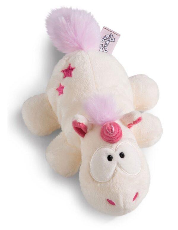 Плюшена играчка еднорогът Theodor лежаща - Детски играчки - Плюшени играчки