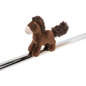 Плюшена играчка - кафяво Конче с магнит - Детски играчки - Плюшени играчки