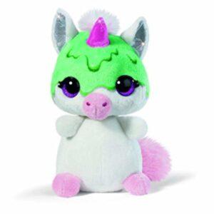 Плюшена играчка - карамеления еднорог Гуз - Детски играчки - Плюшени играчки