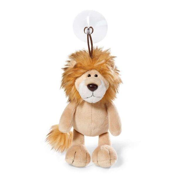 Плюшена играчка - Лъв с вакуумно закрепване - Детски играчки - Плюшени играчки