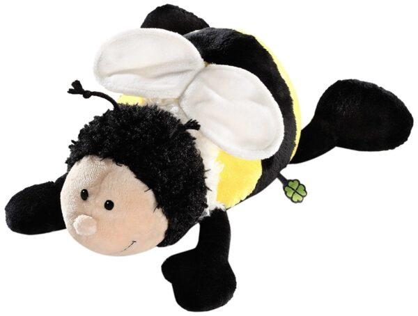 Плюшена играчка - Лежаща пчела, 20 см. - Детски играчки - Плюшени играчки