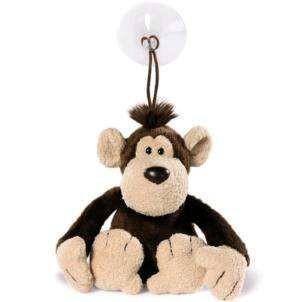 Плюшена играчка - Маймуна с вакуумно закрепване - Детски играчки - Плюшени играчки