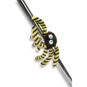Плюшена играчка с магнити - Паяка Октила - Детски играчки - Плюшени играчки
