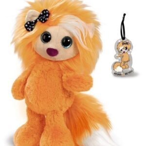 Плюшена играчка Talent оранжева, 20 см. - Детски играчки - Плюшени играчки
