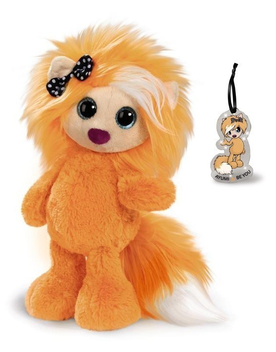 Плюшена играчка Talent оранжева, 30 см. - Детски играчки - Плюшени играчки