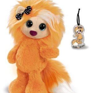 Плюшена играчка Talent оранжева, 38 см. - Детски играчки - Плюшени играчки