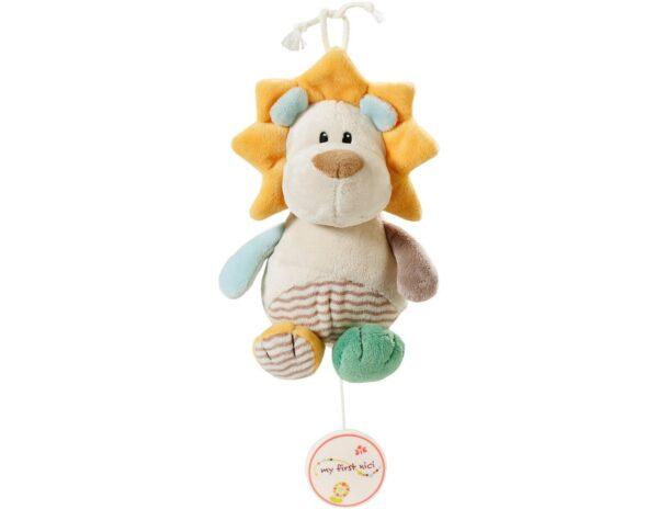 Плюшена играчка за количка - Лъвче - Детски играчки - Плюшени играчки