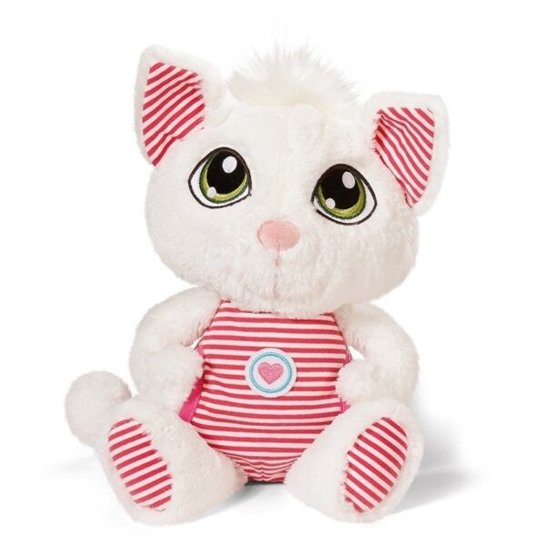 Плюшена играчка за сън - Котето Кимси - 22 см. - Детски играчки - Плюшени играчки
