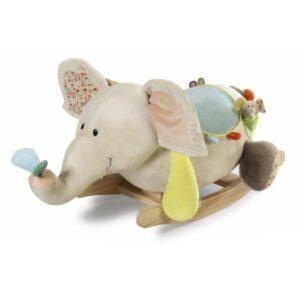 Плюшена люлка - Слончето Дънди - Детски играчки - Плюшени играчки