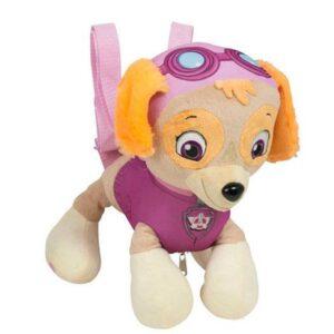 """Плюшена раница със Скай от """"Пес Патрул"""" - За детето - PAW Patrol - Детски чанти и портмонета"""