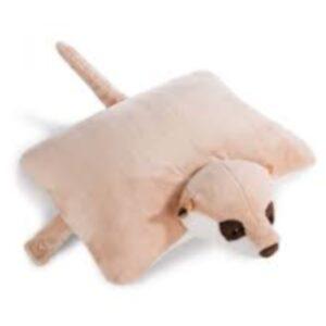 Плюшена възглавница за гушкане - За бебето - Аксесоари за детска стая - Възглавници за спане и кърмене