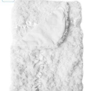 Плюшено одеяло за бебета на розички - За бебето - Аксесоари за детска стая - Завивки / Одеяла