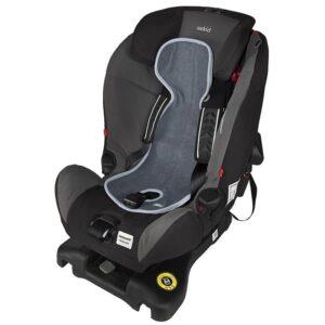 Подложка за столче за кола 0-9 кг. - Светло сива - Детски и бебешки столчета за кола - Чувалчета и подложки за столчета за кола
