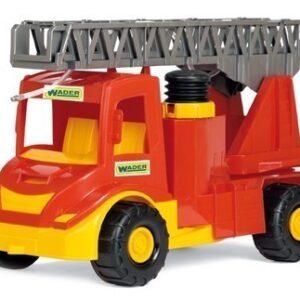 Пожарна кола с кран - Детски играчки - Детски камиончета и коли