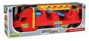Детска играчка - Пожарникарска кола с механизъм за пръскане - Детски играчки - Детски камиончета и коли