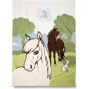 Поларно одеяло с Кончета - За бебето - Аксесоари за детска стая - Завивки / Одеяла - За детето - Аксесоари и текстил за детска стая
