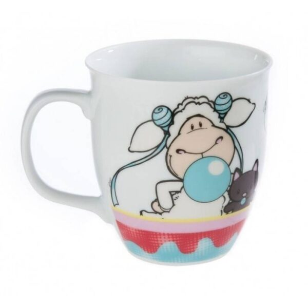 Порцеланова чаша овцата Jolly - Детски чаши - За детето - Детски прибори за хранене