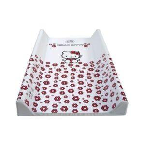 Повивалник Hello Kitty в бяло - За бебето - Аксесоари за детска стая - Повивалници - Hello Kitty
