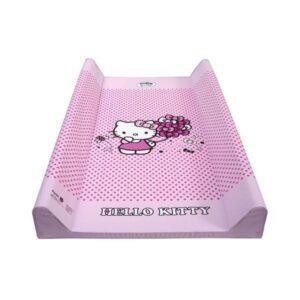Повивалник с твърда основа Hello Kitty - За бебето - Аксесоари за детска стая - Повивалници - Hello Kitty