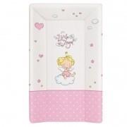 Повивалник за бебета, розов - За бебето - Аксесоари за детска стая - Повивалници